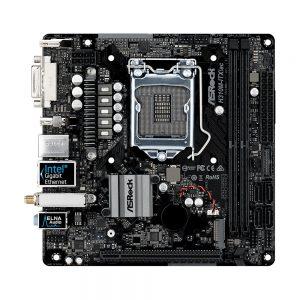ASRock H310M-ITX/AC mini-ITX