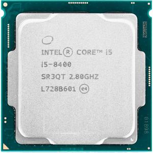 Intel Core i5-8400 2,8-4.0GHz