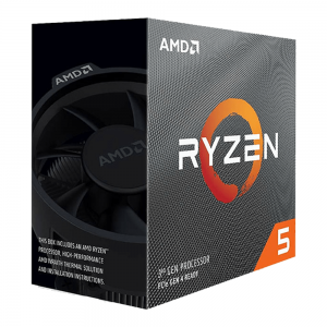AMD Ryzen 5 3600 3rd Gen 3.6-4.2GHz BOX