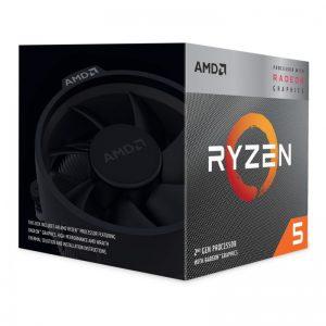 AMD Ryzen 5 3400G 3.7-4.2GHz BOX