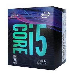 Intel Core i5-8400 2,8-4.0GHz BOX