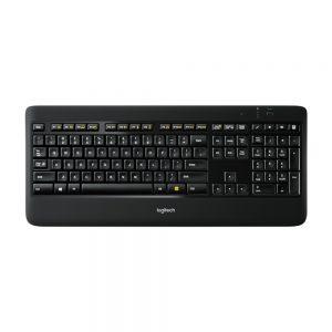 Tastatura LOGITECH K800 Illuminated, fara fir