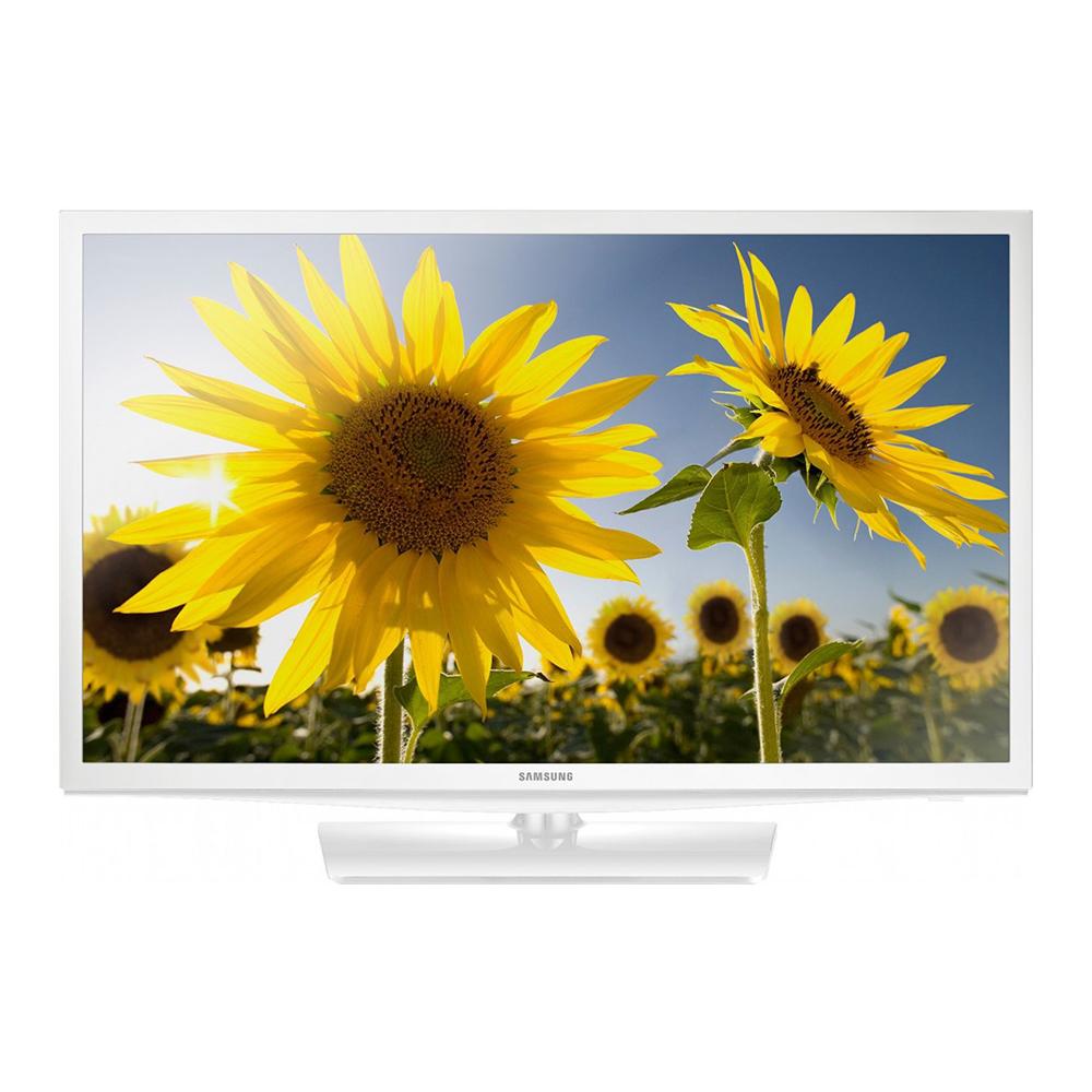 """24"""" LED TV Samsung UE24H4070AUXUA White"""