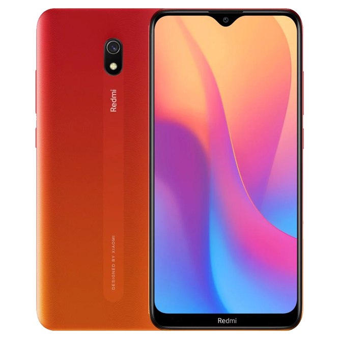 Xiaomi Redmi 8A, Red