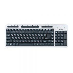 Tastatura SVEN Standard 309M USB Silver